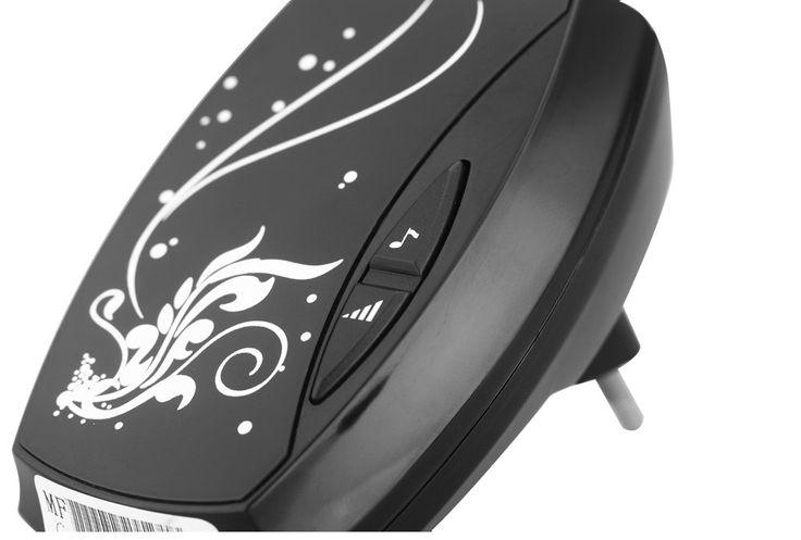 Only US$11.99, Forecum 6 Waterproof Plug-in Type Wireless Doorbell Cordless - Tomtop.com