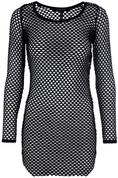 Fishnet Shirt Fishnet shirts have the power to insulate because they make a pocket of air around your skin and break aricurrents. They're often worn by themselves just because they can feel so smothering. Great for cold weather.