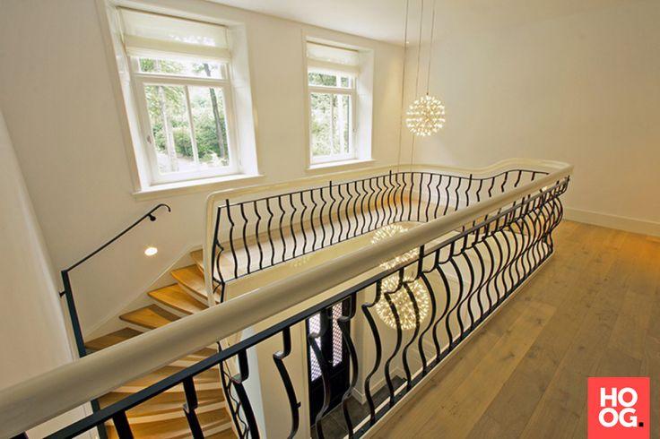 25 beste idee n over witte hal op pinterest gangen - Witte houten trap ...