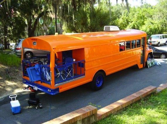 nice school bus rv rebuild mobile homes pinterest school bus rv school buses and rv. Black Bedroom Furniture Sets. Home Design Ideas