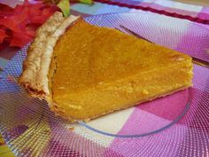 Sage Trifle: Old Fashion Candy Roaster Squash Pie