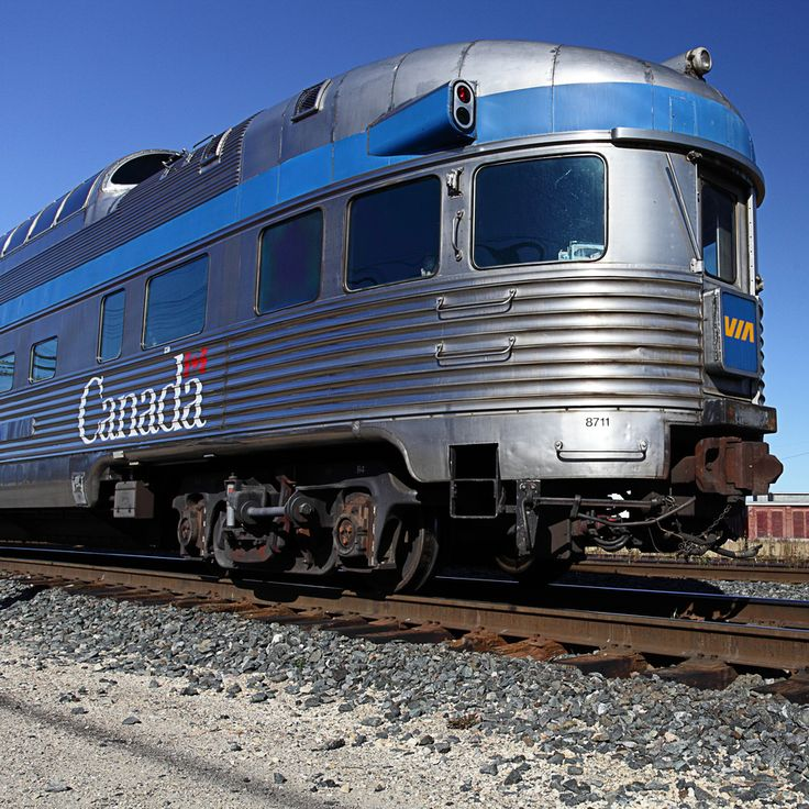 Canadian Via Rail provides cross country train service for Canadians, running as far east as Halifax, Nova Scotia, to as far west as Prince Rupert, British Columbia, and back.  A one way distance of over 6,277 kilometres, or 3,900 miles!
