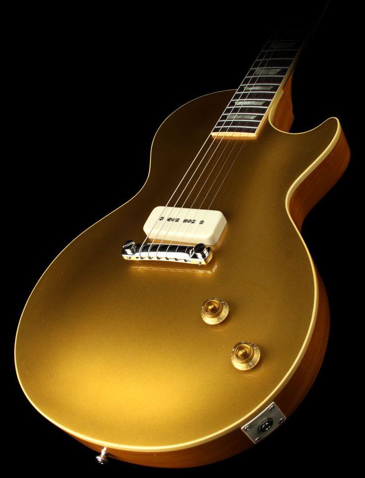 "Gibson Les Paul ""Goldtop""  Single Pickup ~ Exquisite Masterpiece!"