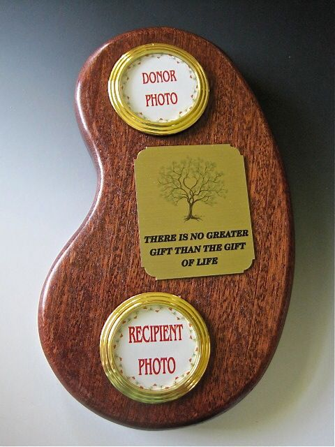 75c0346c8 These wonderful plaques have now sold out and are no longer being made by  the woodworker. Very uniqu… | Kidney Transplant Jewelry & Gifts/Myra  Schwartz ...