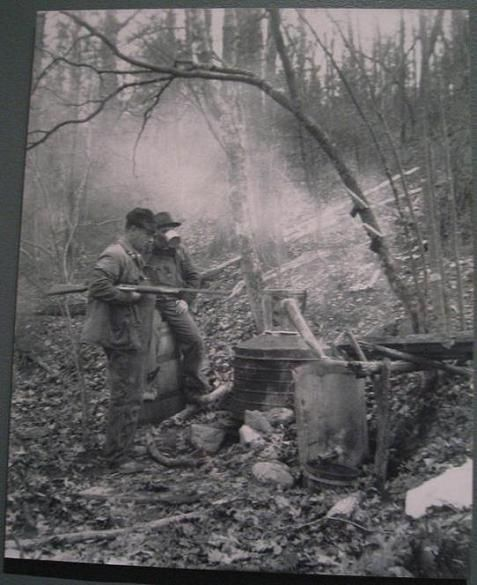 Moonshiners, these were very common throughout the south. During the Civil war, when Sherman came through Watauga County, my Baird's hid their still so that it would not be discovered. They then, would supply the confederacy that was in the area with 'spirits'.