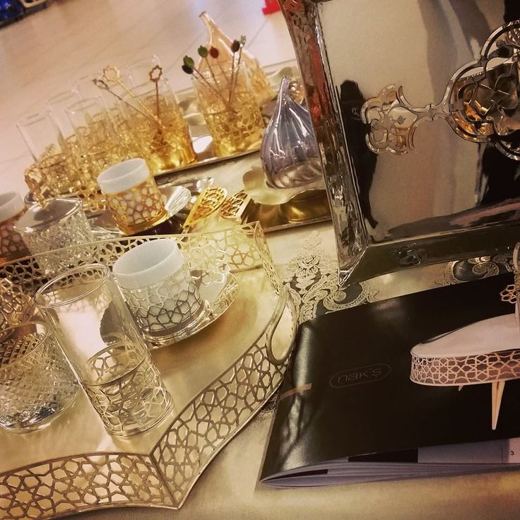 We are proud to announce that Myra Store just started a partnership with Nak's Designs to bring you perfect gifts for any occasion or decoration for your home.From Turkish Coffee sets to water glasses to delight cups go check out different and unique designs inspired by Ottoman and Selcuk Empires and brings them to our daily lives.