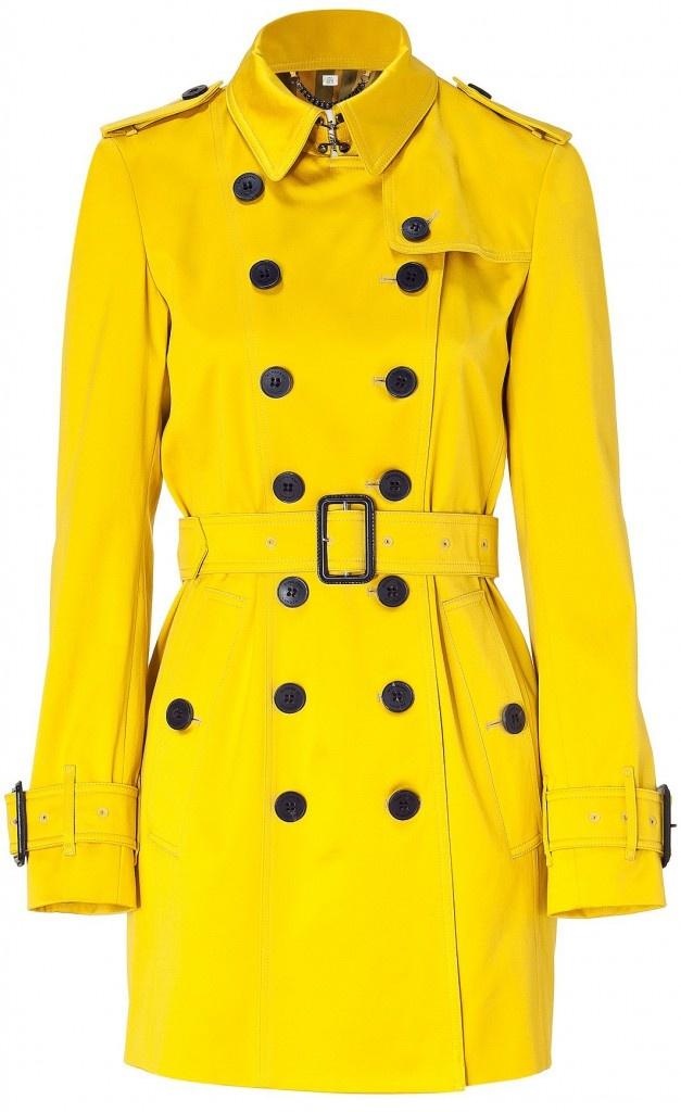 Color Amarillo - Yellow!!! Coat