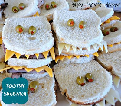Busy Mom's Helper: Family fun, food, recipes and crafts.: Monsters University Pre-Party