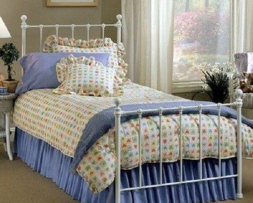 15 Appealing Vintage Metal Twin Bed Frame Ideas