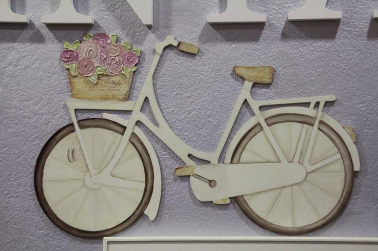 bici pintada