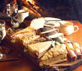 Desayuno campestre