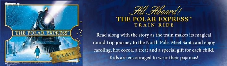 The Polar Express Train Ride - Saratoga & North Creek Railway