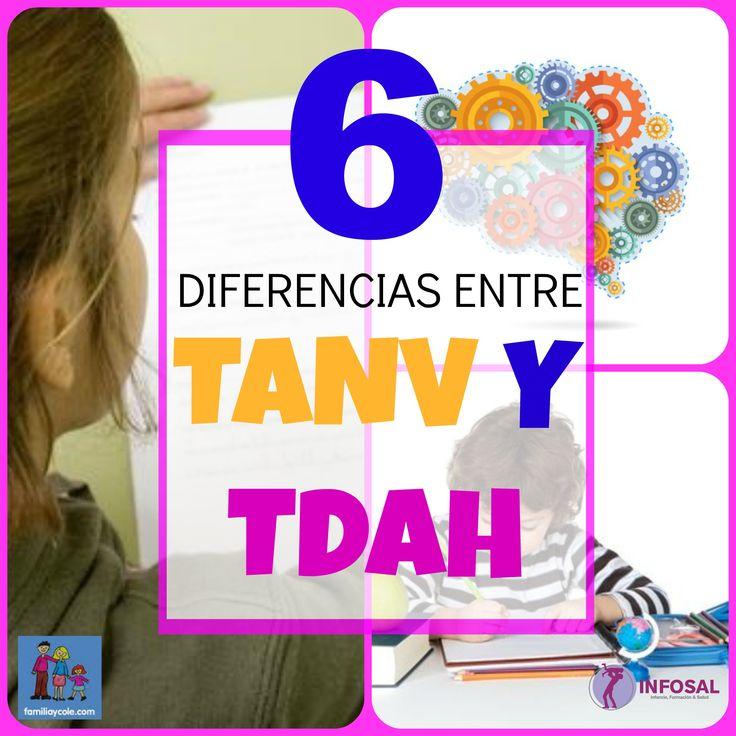 ¿Cuáles son las diferencias entre el TDAH y el TANV? Nuestro hijo fue diagnosticado de Trastorno por déficit de atención con hiperactividad (TDAH) hace unos años. Sin embargo, investigando en la red me he encontrado con el trastorno de aprendizaje no verbal (TANV) y encuentro que mi hijo responde más al perfil de este último. ¿Qué diferencias hay entre ambos trastornos?
