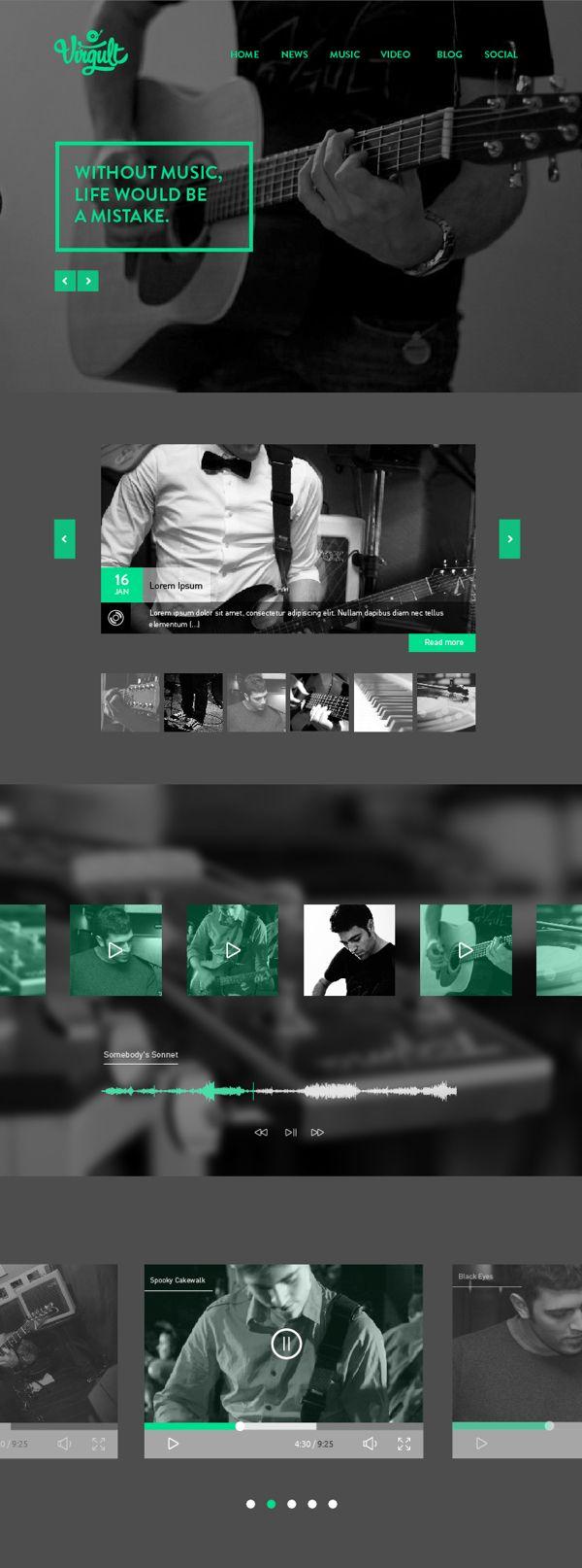 회색계열의 이미지를 사용하면, 세련된 느낌과 통일감을 줄 수있으며, 컬러풀한 이미지를 쉽게 수정이 가능하다는 장점이 있다.