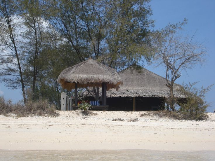 our 'home' @ The Gili Islands, :-)