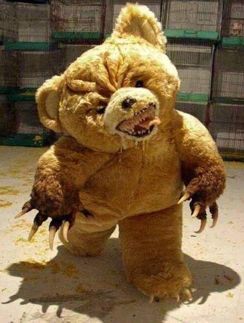 Naasty Bear