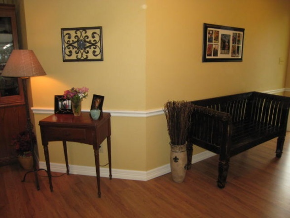 Blonde Sherwin Williams Paint Dining Room Paint