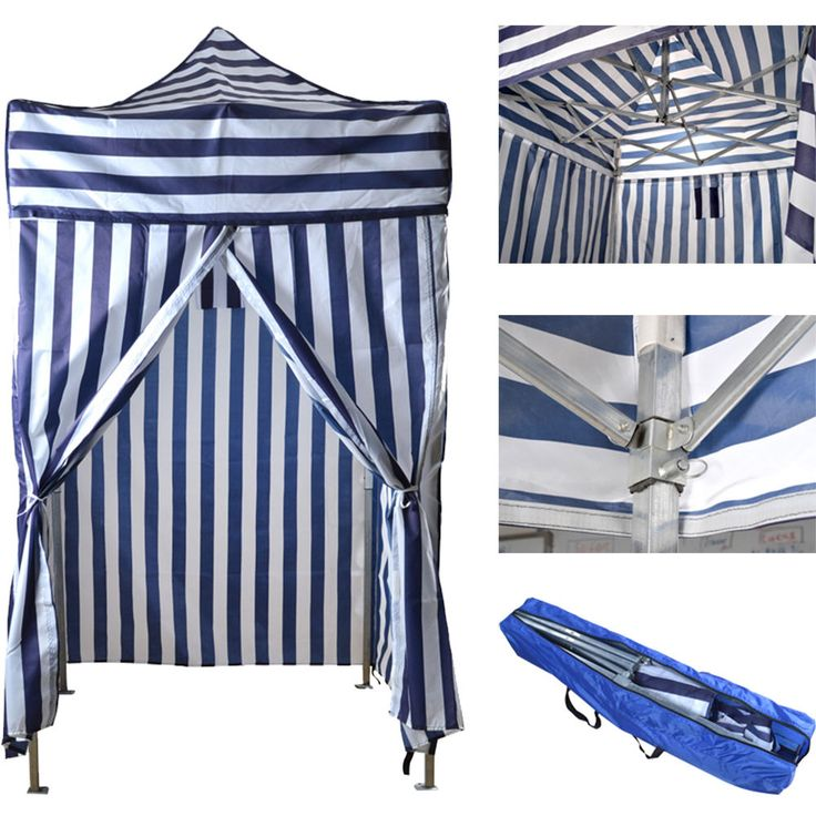 Portable Cabana Stripe Tent Privacy Changing Room Pool C&ing Outdoor Canopy  sc 1 st  Pinterest & 99 best Backyard play tents images on Pinterest | Tents ...