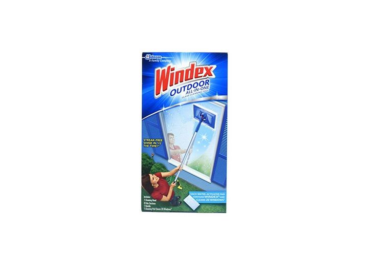 Windex Outdoor All-In-One Starter Cleaning Tool for $10.52 at Amazon (For Prime Members Only)