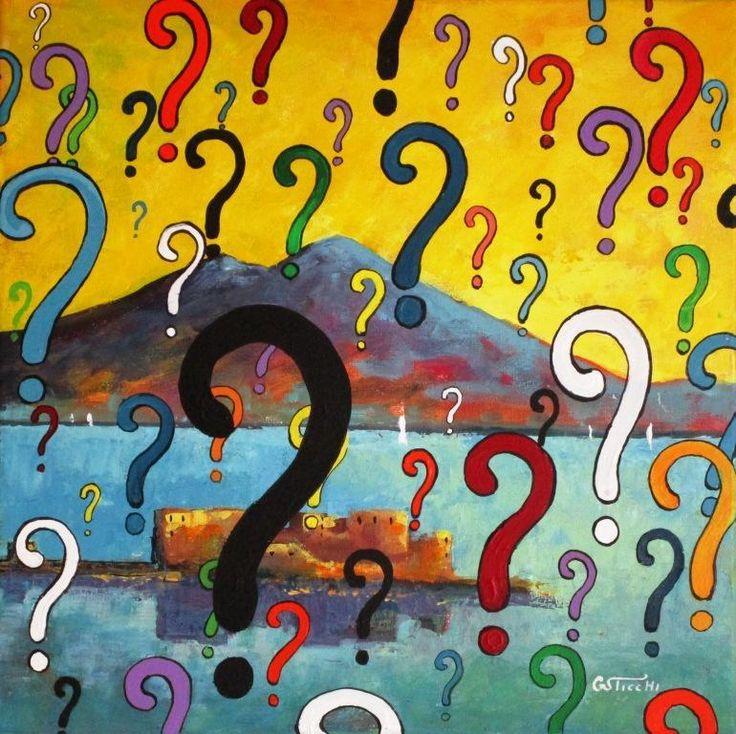 Solo dubbi e domande, piovono sulla città,nessuna risposta................. - Nel sito artistico GIUSEPPESTICCHI.IT trovi opere, gallerie, informazioni,...