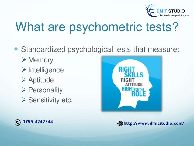 What is Psychometric Test ? Every individual are gifted with unique mental capabilities and behavior different from one another.