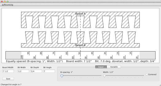 Afbeeldingsresultaat voor Router Dovetail Jig