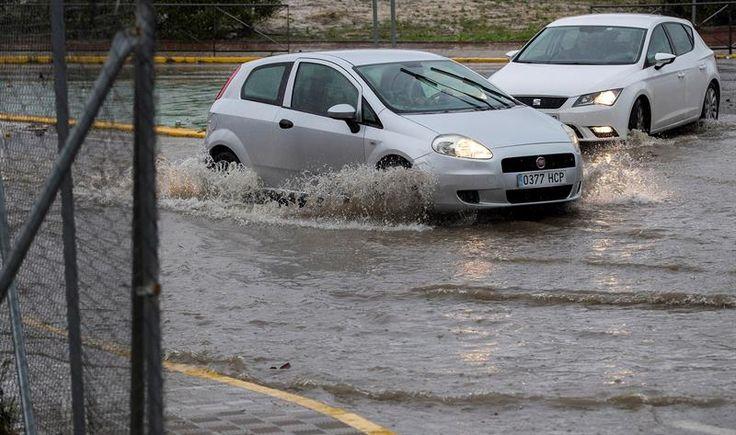 El temporal de viento y lluvia pone en alerta a 47 provincias