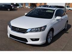 2014 Honda Accord Touring Sedan at Bender CDJ in Clovis, New Mexico.