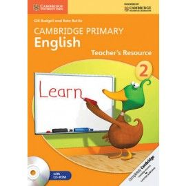 9781107647046, Cambridge Primary English: Teacher's Resource Book with CD-ROM Stage 2
