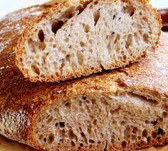 Цельнозеновой хлеб идеального вкуса и аромата