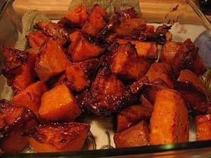 SOETPATAS MET BRANDEWYN  ~ smul lekker patat... die brandewyn toor met die patat.......