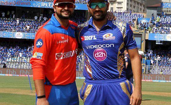 IPL Live Score: Gujarat Lions vs Mumbai Indians