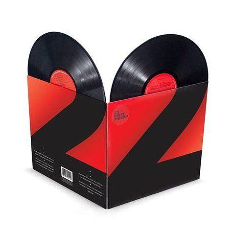 FFFFOUND! | Gary Rizzolo, 22-Pistepirkko Vinyl Album Cover ... - Typographic Research