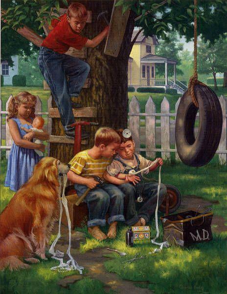 House Call--Charles Freitag