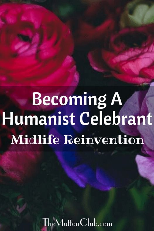A look at Kate Domaille's path to becoming a Humanist celebrant in midlife and how a Humanist funeral can be a welcome alternative to a religious one.