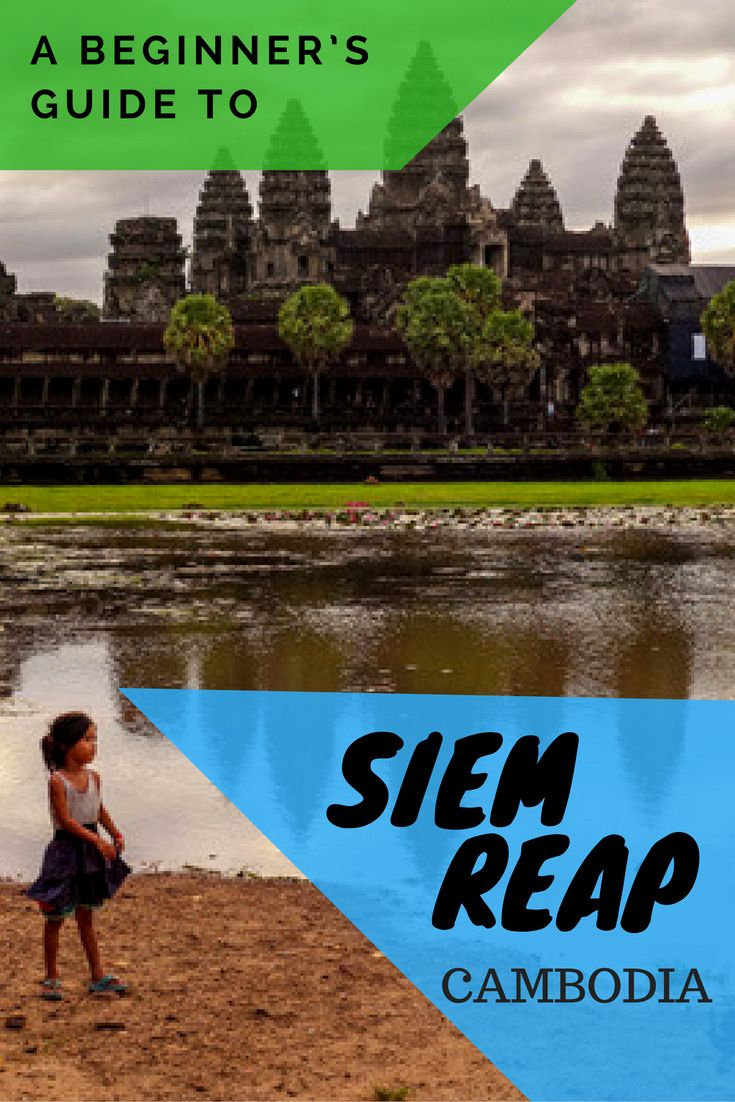 Heading to Cambodia? Don't miss Siem Reap. This is where the UNESCO World Heritage site of Angkor Wat is. But this place has a lot to offer. Here is your guide to Siem Reap. Where to stay in Siem Reap; things to do in Siem Reap; how to get to Siem Reap an