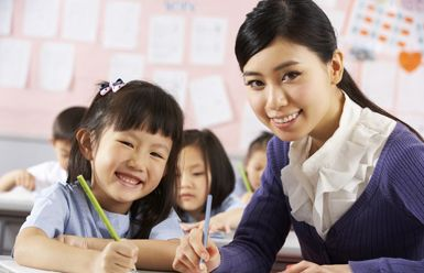 Primary Teachers Training Program Lends Professional Efficacy in Teaching