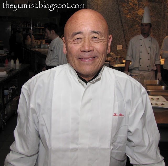 Celebrity Chef Ken Hom talks with The Yum List