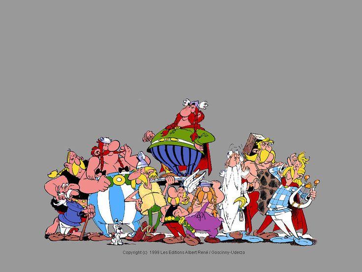 Asterix, Obelix & Co