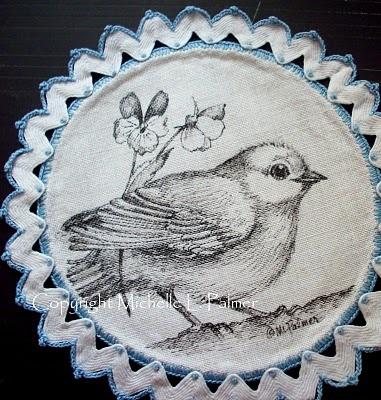 Rick rack song sparrow