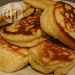 Rezeptbild: Russische Buttermilch-Pfannkuchen (Oladji)