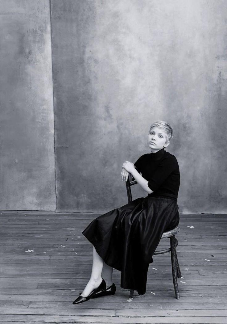 Augustus: model Tavi Gevinson, oprichter van Style Rookie en van Rookie - Unusual suspects: de Pirelli kalender van 2016 eert echt spraakmakende vrouwen