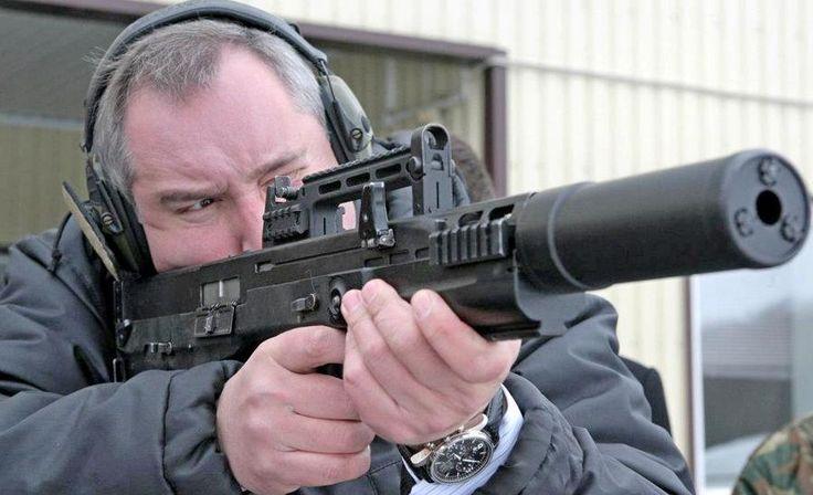 Без шума и пламени: необычное оружие российского спецназа АШ-12