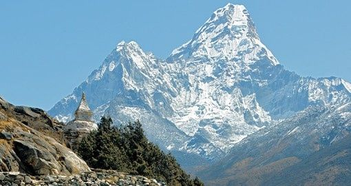 The route to Mt. Everest | Nepal