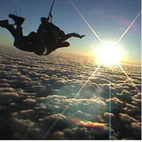 skydive…….Someday I'd like to do this!