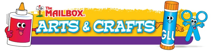 Sign-up for a free e-newsletter for Arts and Crafts from Mailbox Magazine. I loved this magazine when I was teaching preschool.