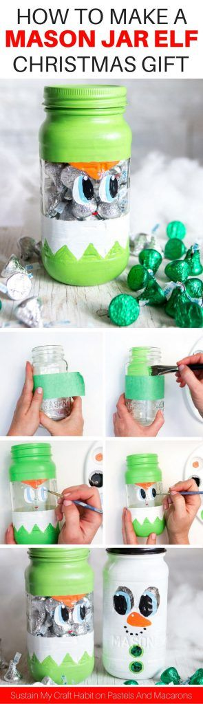 secret santa craft ideas 10614 best jar crafts images on 5392