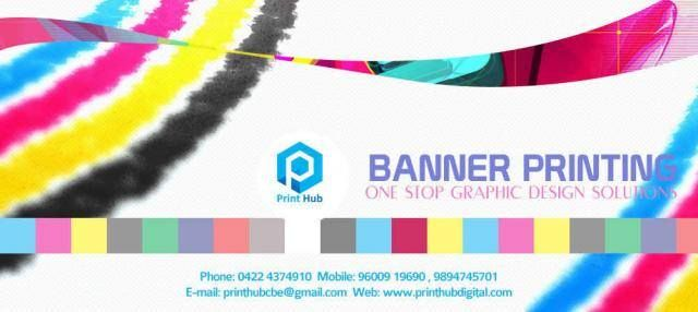 If you are an entrepreneur or a business concern without a large budget for print promotion, then you have come to the right place.  We offer you a total print solution from visiting card, Letterhead, Flyers, Brochures, Booklets, Leaflets etc..., and delivered anywhere in Coimbatore.  We offer great rates but better quality  Contact: #PrintHub Sathiya Ramanan  9600919690   http://printhubdigital.com/ http://sng.me/8qd