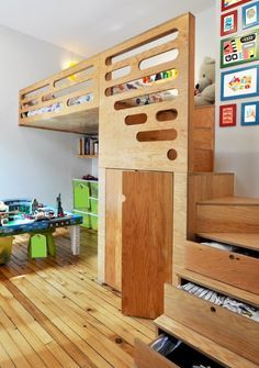 Awesome bedroom for your kid #kidsbedroom #kidsroomidea #kidsroom