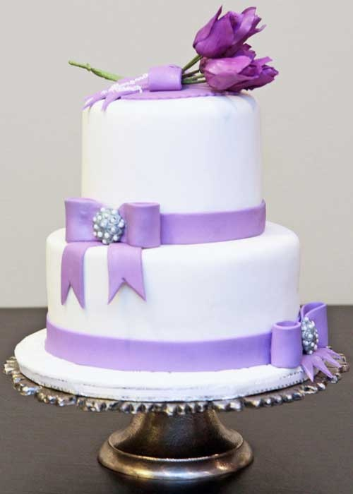 123 best images about Cakes-Bow and Ribbon Decorations on ...